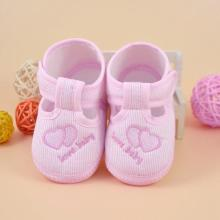 Newborn Baby Girl Soft Sole Crib Toddler Shoes Canvas Sneaker Toddler Zapatos Baby Boy Shoes Sneakers 2020 Summer детская обувь