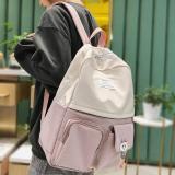 Female Nylon Cute Backpack Fashion Women Waterproof Bag School Student Girl Kawaii Backpacks Ladies Book Harajuku Bag Luxury New