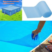 Swimming Pool Cover for Pool Cover Protector Foot Above Ground Blue Protection Swimming Pool Cover Swimming Pool Accessories
