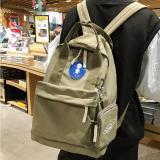 Cute Student Waterproof Backpack Female Women Vintage School Bag Girl lady Nylon Backpack Book Bags Fashion Teenage Harajuku New
