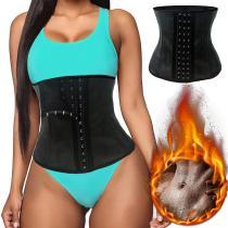 Waist Trainer for Women Slimming belt Rubber Waist Cincher Steel Bone Shapewear Body Shapers Women Corset Modeling Strap