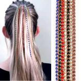 Headwear wig extension chain claw chain jewelry head chain BB clip hair chain hair accessories