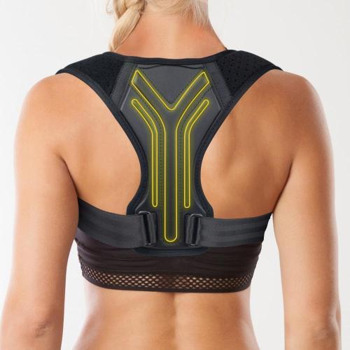 Posture Corrector Back Brace Adjustable Posture Brace for Upper Back Shoulder Back Pain Relief  Trainer Spine Corset Support