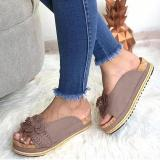 Summer Slip-on Daily Sandals&Slippers