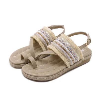 Fashion Casual Fringed Beach Sandals