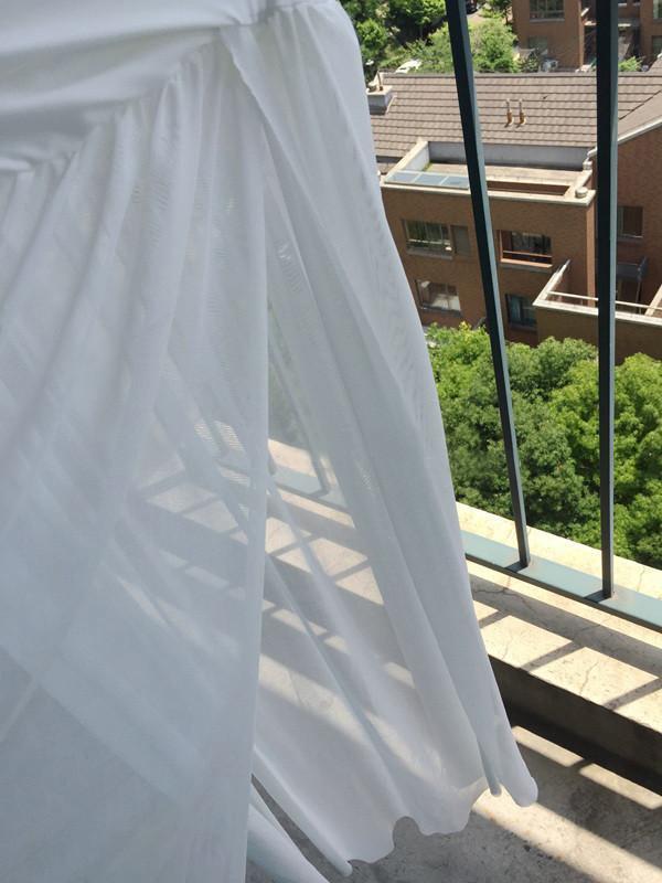 Split Floor-length Cover-Up Swimwear Skirt