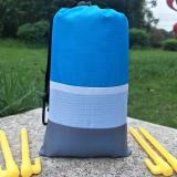 79x83inch Multifunction Sandfree Beach Blanket Large Waterproof Picnic Mat Quick Drying Blanket for Travel Camping Hiking