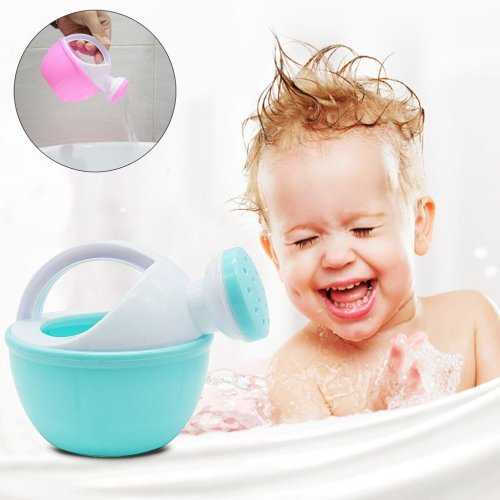 Baby Bath Toys Plastic Watering Can Watering Pots Beach Toy Play Sand Toys Gifts for Kids Swimming Pool Bathroom Toys #25