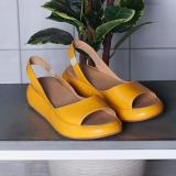 Casual Faux Leather Sandals