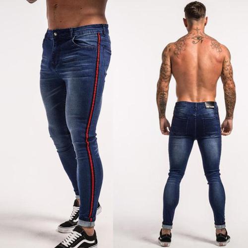 Men's Stretch Feet Jeans