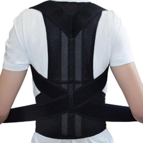 Humpback Correction Belt Back Brace Spine Back Orthosis Spinal Posture Corrector Adjustable Body Shaping Corrector Back Trainer