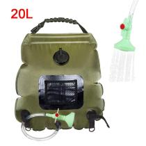 20L Portable Outdoor Solar Hot Shower Bag Heating Camping Shower Bag Camping  Shower Bath Water Bag Camp Shower Bag Ducha