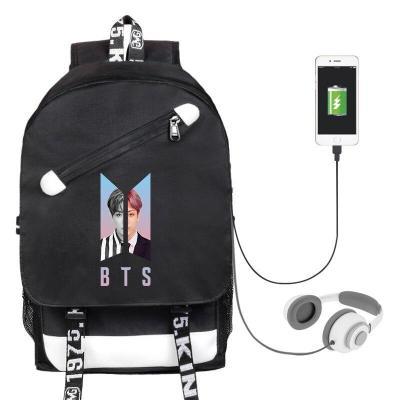 BlackIdol New Trend Female Backpack Fashion Women/Men Backpack College School Bagpack Harajuku Travel Bag For Teenage Girls 2020