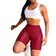 New Yoga Running Leggings Women Athletic Shorts High Waist Yoga Shorts 2020 Tummy Control Fitness Gym Sports Trousers