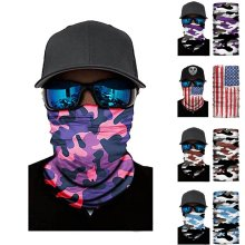 Polyester Scarves Face Dust Mask Outdoor Sport Cycling Bandanas Camping Hiking Washouts Headwear Magic Scarf May 27th