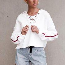 Fashion Long Sleeve Hoodie Sweatshirts