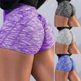 Women Yoga Shorts Sports Running Sportswear Fitness Seamless Joggers Athletic Exercise Gym Compression High Waist Shorts