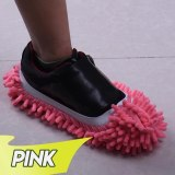 1PC Dust Mop Slipper House Cleaner Lazy Floor Dusting Cleaning Foot Shoe Cover Mops Slipper
