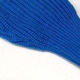 High Neck Bat Wing Short Knit Sweater