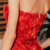 Sexy Tube Top Sleeveless Bodycon Dress
