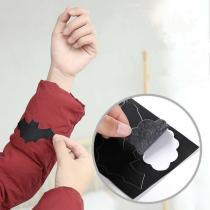 2set Self-adhesive Patches Cloth Sticker Decoration Free Cut DIY Repair Down Jacket Clothing Raincoat Umbrel Hole Repair Patch