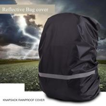 10-40L Outdoor Tactical bags cover Night Cycling safety Rain cover Hiking Dustproof waterproof  cover Backpack