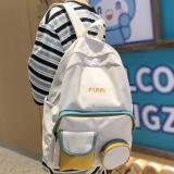 Student Female Cute Backpack Harajuku Women School Bag New Fashion Ladies Backpack Kawaii Waterproof Nylon Girl Book College Bag