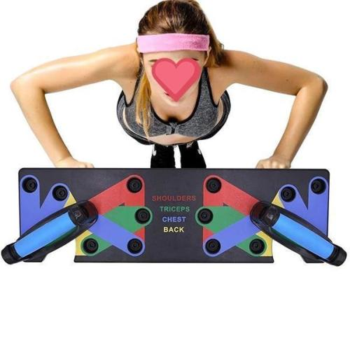 Pushup Strength Board Fitness Equipment