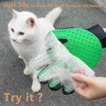 Pet care Glove Cat Grooming Cat Glove Deshedding Brush Gloves Dog Comb for Cat supplies Bath Clean Massage Hair Remover Brush