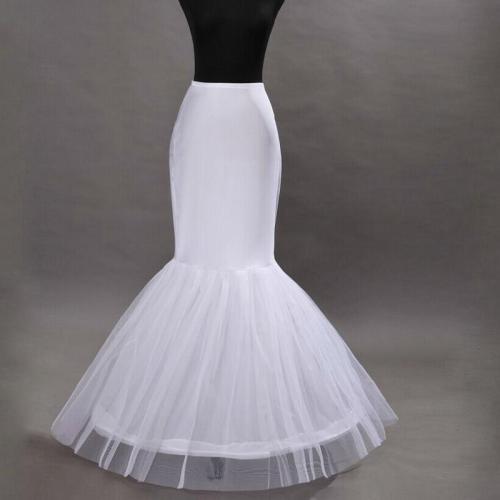 Elegant Mermaid Bridal Petticoat Waist size adjust Women Wedding Petticoat Without Hoop Bridal Wedding Accessories 2020