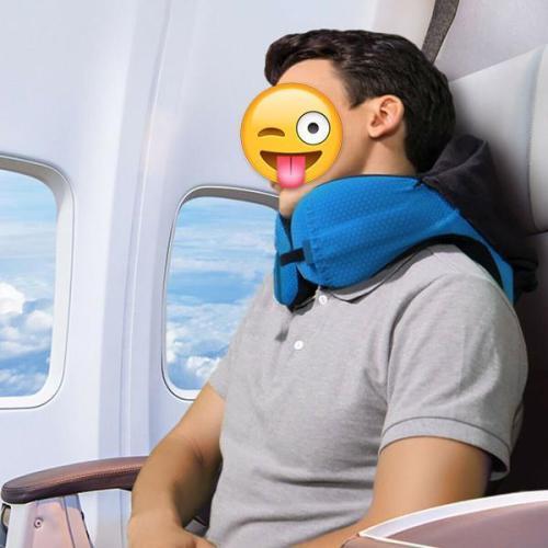 Travel U-shaped Neck Pillow