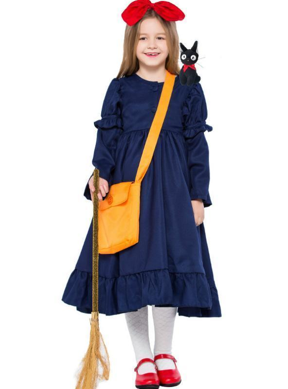 The Siren Ccosplay Dress Girl Little Siren