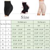 Women High Waist Shaper Panties Body Shaper Slimming Tummy Underwear Butt Lifter Seamless shaperwear Ladies Breathable Shorts