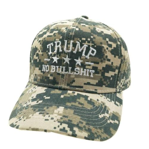Embroidered Casual Baseball Cap Camouflage Outdoor Sports Adjustable Sunhat For Women Men