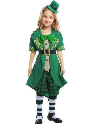 Halloween Saint Patrick's Day Irish Goblin Dress
