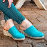 Women Comfortable Wedge Slippers