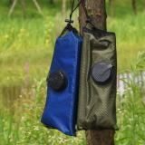 20L Outdoor Bathing Bag camping Shower  Bag Portable Camping Hot Water Bottle Field Bathing Water Storage Bag for Campi