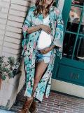 Japanese Style Loose Plus Size Cover-ups Swimwear