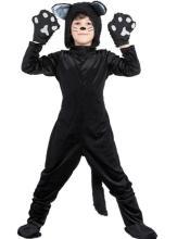Halloween Animals Black Cats Children's Cats