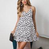 Sexy Sleeveless Mini Dress Casual Dresses