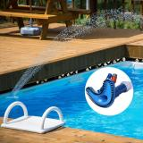 Swimming Pool Vacuum Cleaner Head Brush Cleaning disinfect Tool Suction Head Pond Fountain Spa Pool Vacuum Cleaner Brush Cleaner