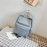 2020 Fashion College Style Einfache Mädchen Rucksack Multifunktionale Outdoor Rucksack Weibliche Nylon Student Schule Tasche