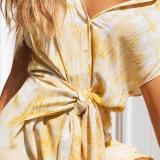 Fashionable temperament casual dress