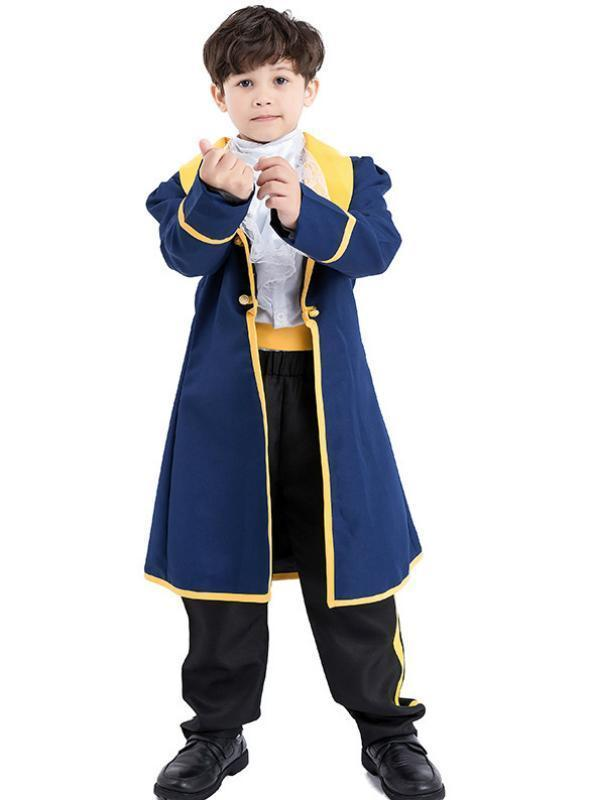 Children's Prince Dress Boys' Halloween Dress