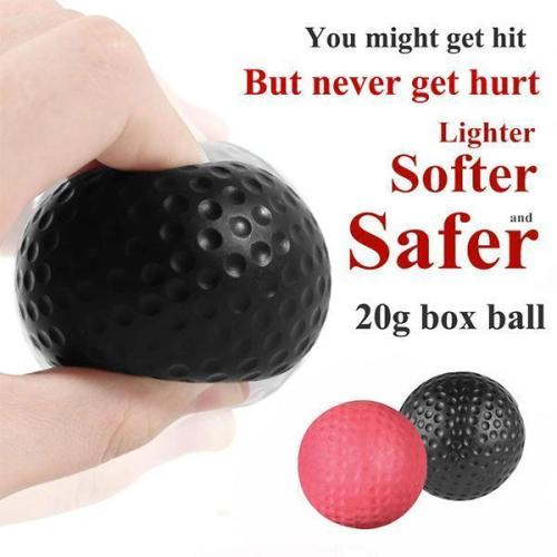Boxing Punch Exercise Fight Ball React Reflex Ball Portable Fitness Equipment