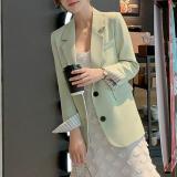 New Spring Autumn Jacket Women Blazer Fashion Business Coat Korean Long Suit Female Office Blazers Ladies Tops Blazers Mulheres