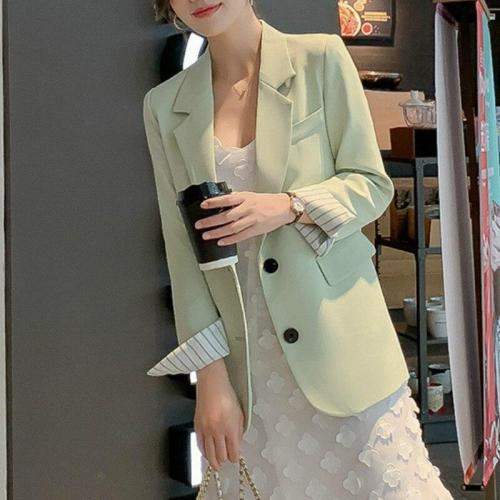 New Spring Autumn Jacket Women Blazer Fashion Business Coat Korean Long Suit Female Office Blazers Ladies Tops Blazers Mulheres
