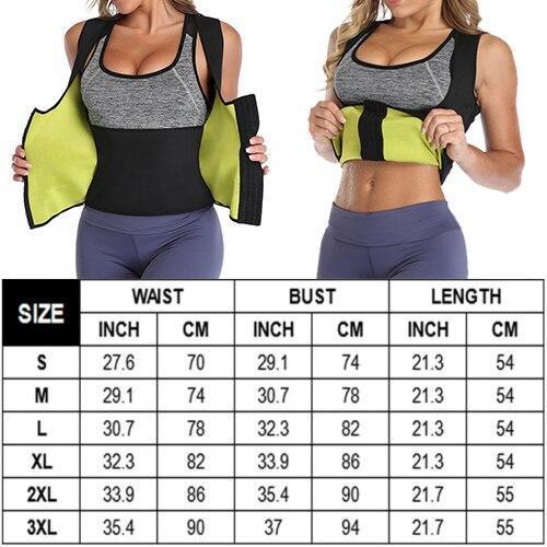Women Waist Trainer Girdle Sweat Slimming Belt Waist Cincher Corset Neoprene Shaperwear Vest Sauna Tummy Strap Body Shapers