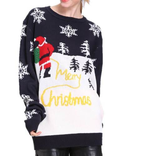 Funny Ugly Christmas Snowflakes Sweater