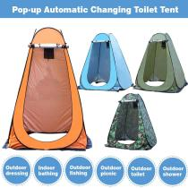 Pop Up Pod Changing Room Privacy Tent Easy Set Up Portable Outdoor Shower Tent Camp Toilet Rain Shelter For Camping And Beach